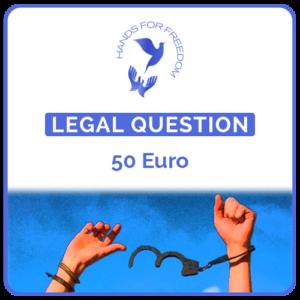 Ask a legal question