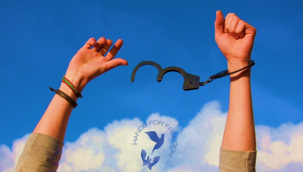 Human rights are not negotiable - Hands for Freedom